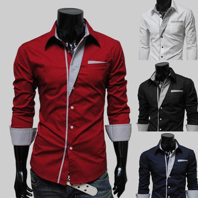 Camisas De Vestir Para Hombre Originales Sí Se Puede